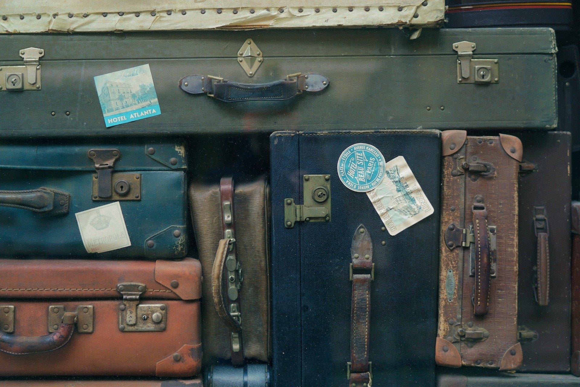"""#78 - MD LXXVII: """"¿Qué meter en la maleta de la vida?."""" - tocavivir.com"""
